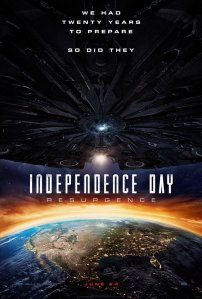 Poster for Independence Day: Resurgence