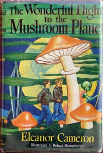Cover, The Wonderful Flight to the Mushroom Planet