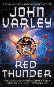 cover, Red Thunder