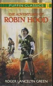 Cover, Roger Lancelyn Green, Adventures of Robin Hood