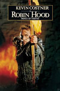 Poster, Kevin Costner, Robin Hood - Prince of Thieves