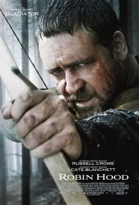 Poster, Russell Crowe, Robin Hood