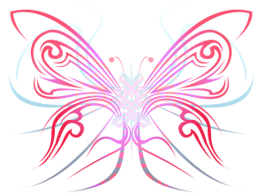 Butterfly effect graphic