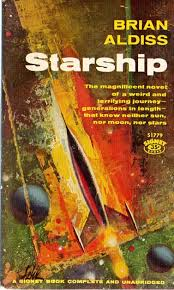 Aldiss Starship cover