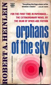 Orphans of the Sky cover