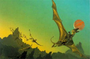Dragonflight cover art
