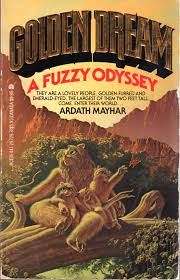 Golden Dream book cover