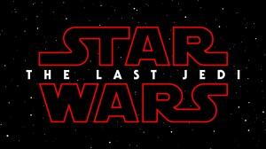 Star Wars - The Last Jedi title screen