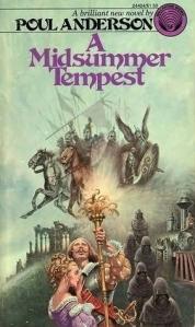 A Midsummer Tempest cover