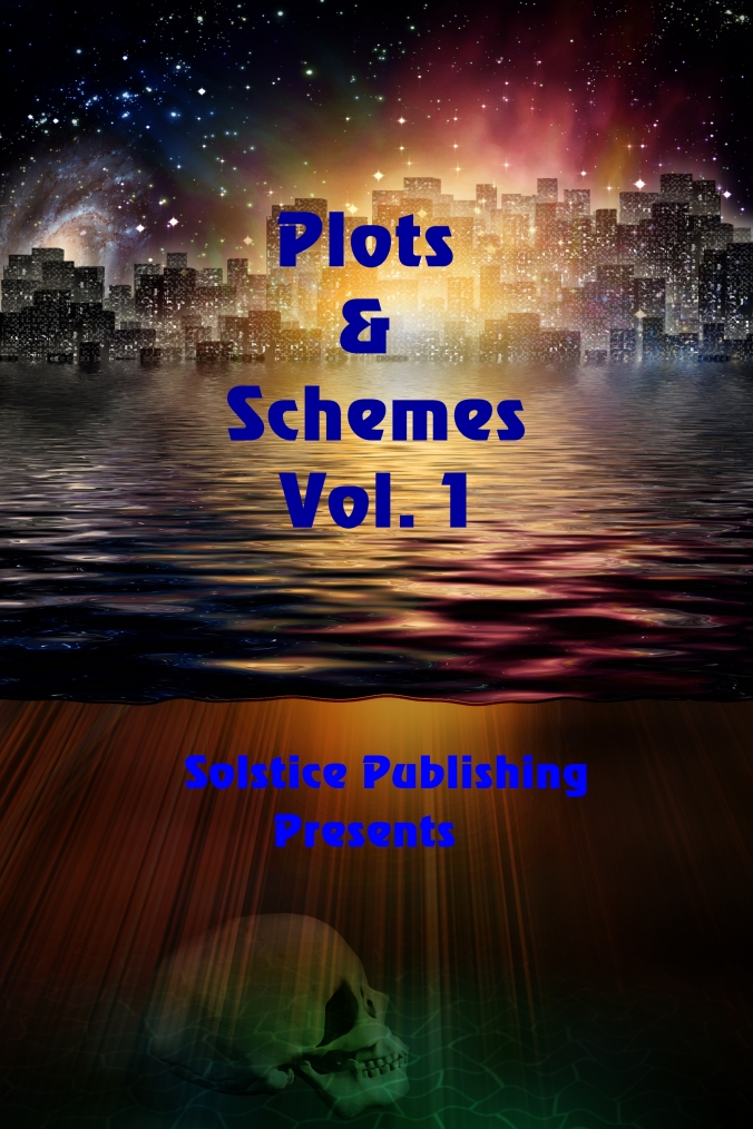 Plots and Schemes Vol. 1 cover