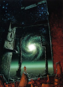 Foundation's Edge cover art
