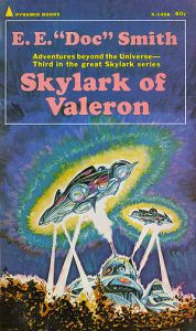 Skylark of Valeron cover