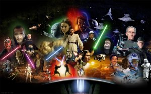 Star Trek composite poster