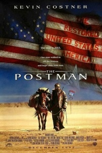 The Postman movie poster
