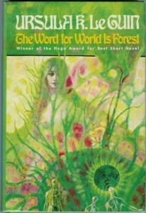The Word for World is Forest cover