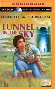 Tunnel in the Sky (audiobook) cover