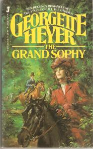 The Grand Sophy, cover