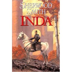 Sherwood Smith, Inda, cover