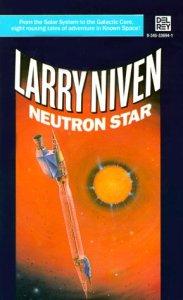 Larry Niven, Neutron Star, cover