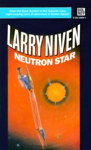 Larry Niven, Neutron Star, cover