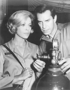 Mission Impossible - Barbara Bain and Martin Landau