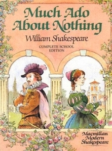 Much Ado About Nothing book cover