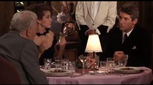 Pretty Woman dinner scene