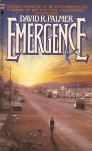 Emergence cover, first edition