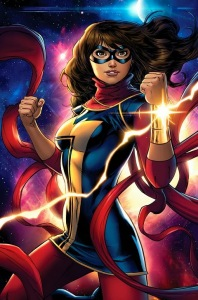 Kamala Khan, Ms. Marvel