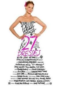27 Dresses (movie poster)