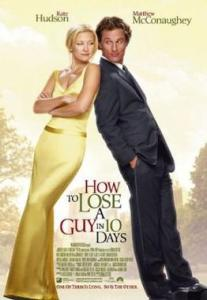 How To Lose A Guy In 10 Days (movie poster)