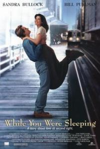 While You Were Sleeping (movie poster)