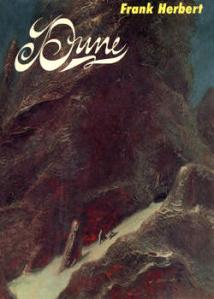 Dune, cover