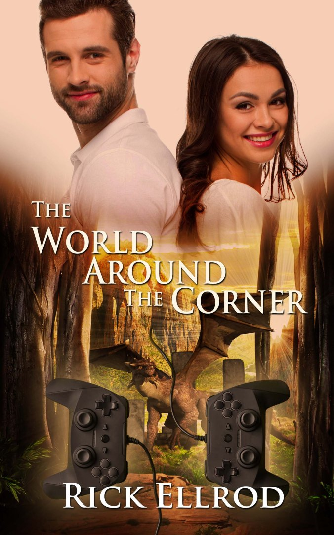 Cover art for The World Around the Corner