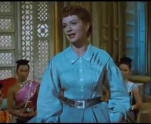 Anna sings Hello, Young Lovers in The King and I