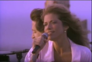 "Carly Simon sings ""The Stuff That Dreams Are Made Of"" at Martha's Vineyard"