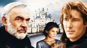First Knight (movie) - Arthur, Guinevere, Lancelot