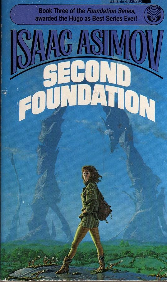 Second Foundation cover