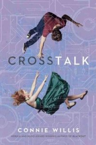 Crosstalk, by Connie Willis, cover