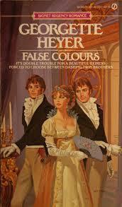 False Colours cover