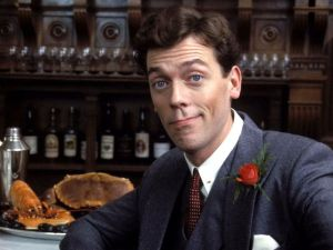 Hugh Laurie as Bertie Wooster