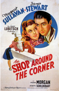 The Shop Around the Corner poster