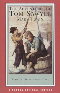 Adventures of Tom Sawyer, cover