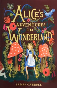 Alice's Adventures in Wonderland, cover