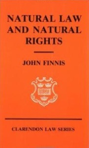 Natural Law and Natural Rights, cover
