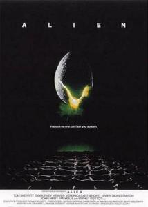 Alien - movie poster