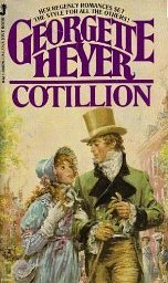 Cotillion (Georgette Heyer), cover