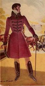 Picture of Regency hero