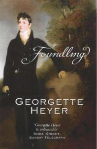 The Foundling, cover