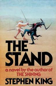 The Stand - book cover